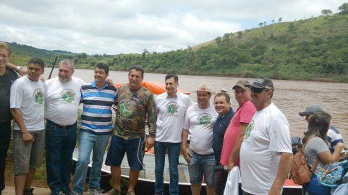 Expedição Ecológica: preservação ambiental e confraternização entre os amigos do Rio Piquiri