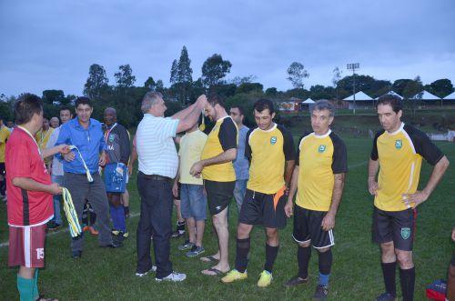 Country Club fatura título do Torneio Início da 1ª Ubiratã Veteranos Cup