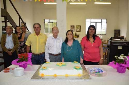 Centro de Convivência realizou festa de 67 anos de casamento