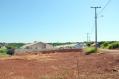 Terreno onde ser� constru�da a unidade de sa�de do Jardim Josefina II