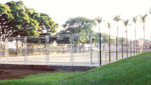 Segunda rodada do Torneio de Futebol de Areia Mirim acontece no complexo esportivo do Ginásio de Esportes