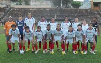 A equipe juvenil perdeu para Moreira Sales por dois a zero