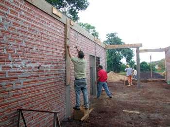 Na Escola Dr. Gentil serão construídas três novas salas de aula e uma sala para depósito