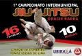 Ubiratã sediará campeonato intermunicipal de jiu jitsu