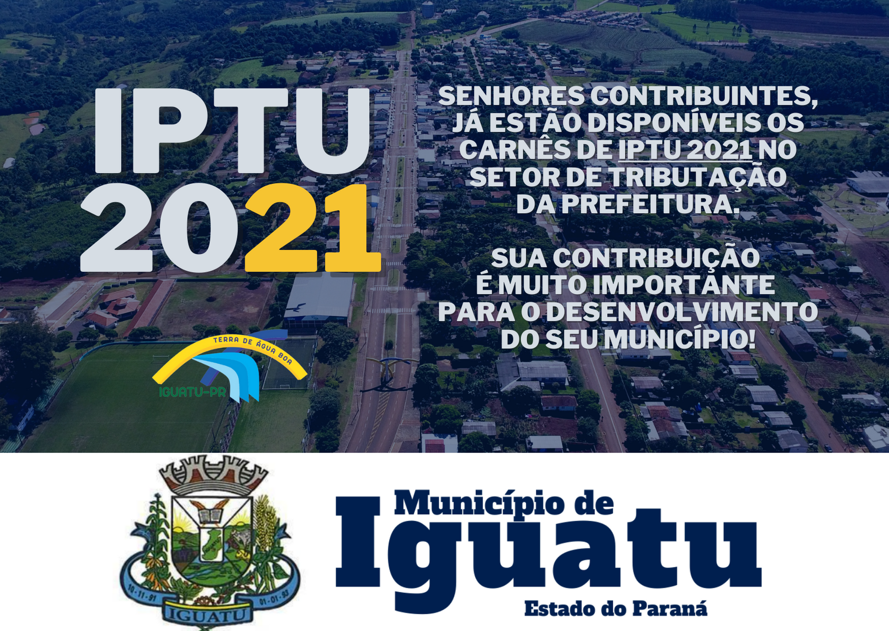 IPTU - 2021