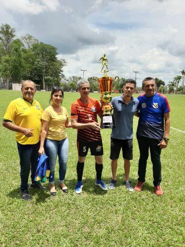 CAMPEONATO VETERANOS 2019 - AMAPORÃ CONSAGRA-SE CAMPEÃ