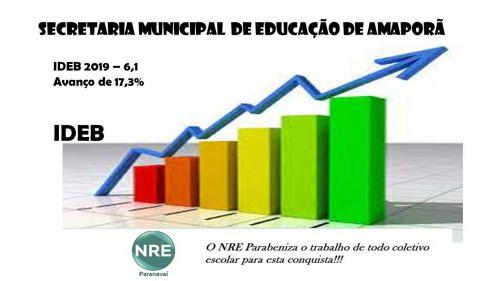SECRETARIA MUNICIPAL DE AMAPORÃ