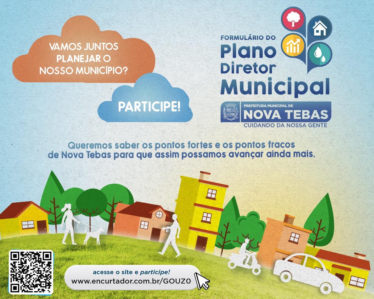 Plano Diretor Municipal - PARTICIPE