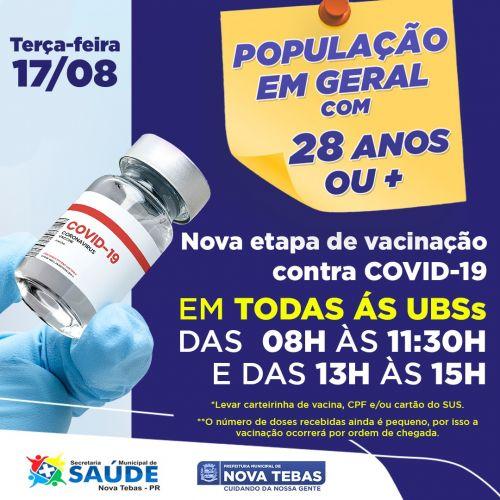 Vacinação +28