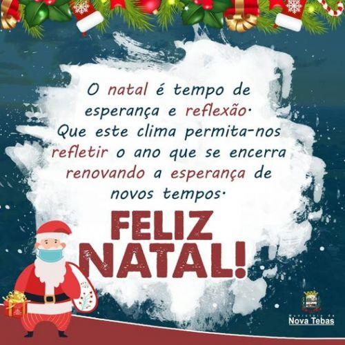 Feliz Natal 🎄�