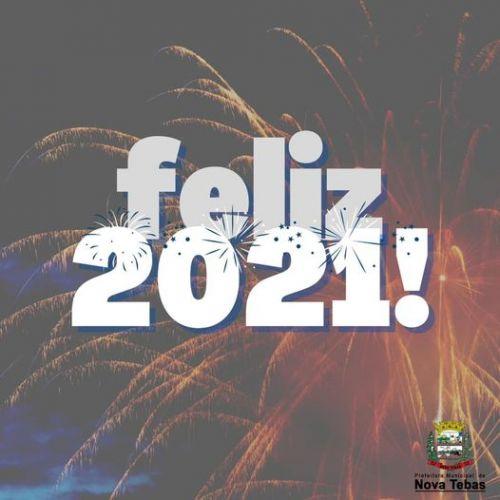 Feliz Ano Novo a Todos os NovaTebenses !!