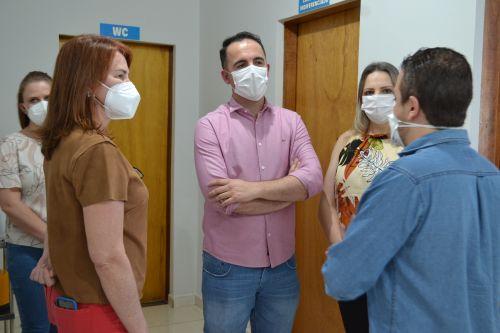 Nova Tebas inaugura primeiro Centro Especializado de Reabilitação Integrada da 22ª regional de Saúde do Paraná