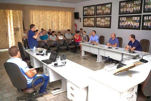 Reunião importantíssima para o Senso IBGE 2020