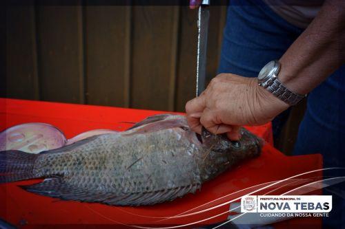 Curso para produção de peixes