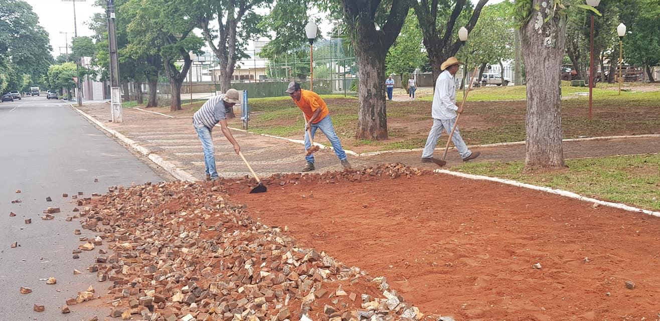 Revitalização Praça Padre Eduardo