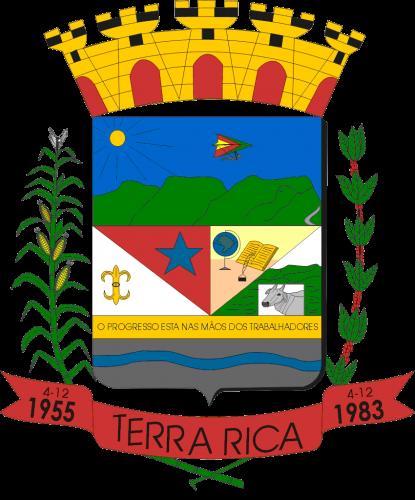 Brasão Municipal de Terra Rica