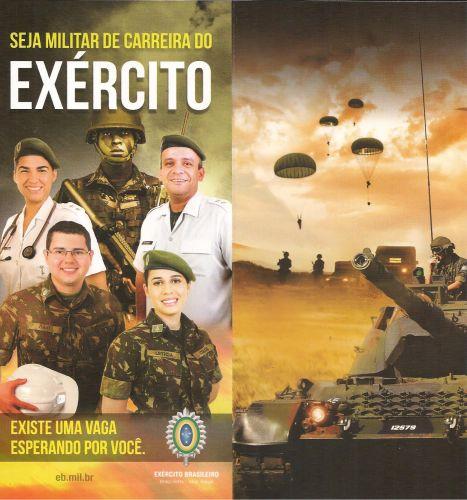 Seja Militar de Carreira do Exército