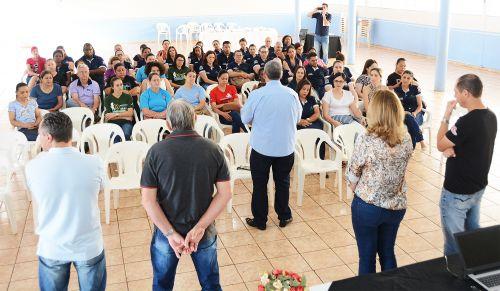 Município celebra o Dia dos Agentes de Saúde e de Endemias