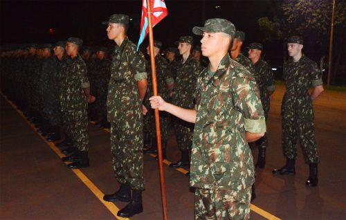Prazo para alistamento militar termina em junho