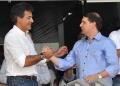 Governador entrega maquinários em Assis e anuncia investimentos do PAM