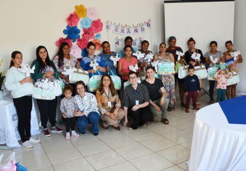Projeto Gerando Amor oferece oficina a gestantes de Assis