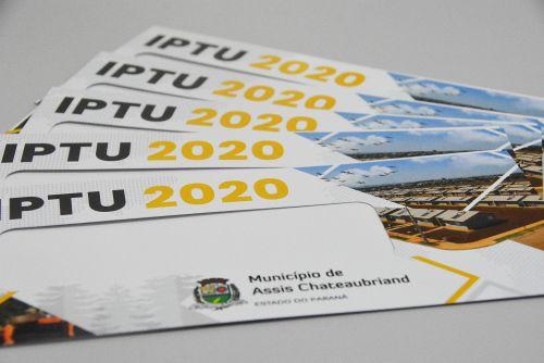 IPTU: Com prorrogação de prazos, contribuintes precisam atualizar guias à vista
