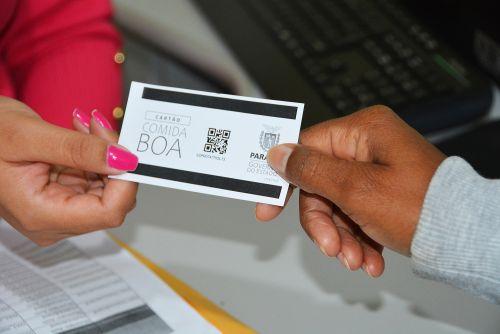 Cartão Comida Boa: Prefeitura entrega neste sábado para novo grupo de beneficiários