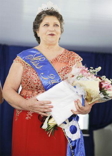 Marlene Nunes Pazine é a nova Miss Terceira Idade