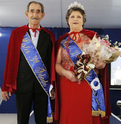 Marlene Pazine e Geraldo Curriel são os novos Miss e Mister