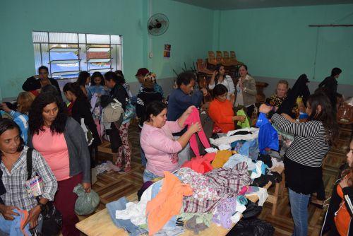 Parceria entre município de IFPR garante sucesso em evento