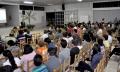 Participação dos empresários durante a reunião