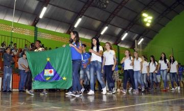 Assis Chateaubriand sedia regional dos jogos escolares