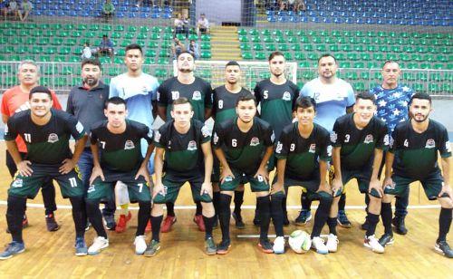 Futsal de Assis estreia com goleada na Copa Verão regional