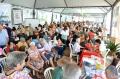O Paraná em Ação atendeu 10 mil 911 pessoas, neste final de semana