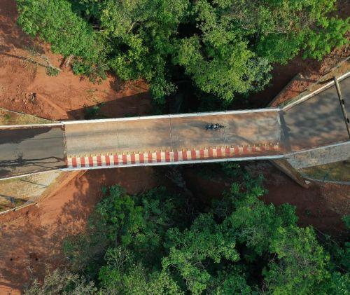 Nova Ponte de Acesso