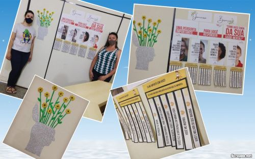 Secretaria da Educação participa da campanha nacional do Janeiro Branco
