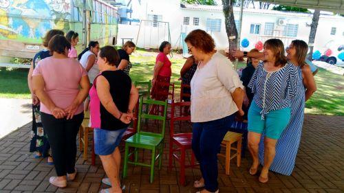 Espaço Conviver promove gincana para idosos