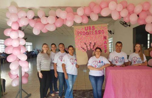 Outubro Rosa: unidades de saúde ampliam horário de atendimento