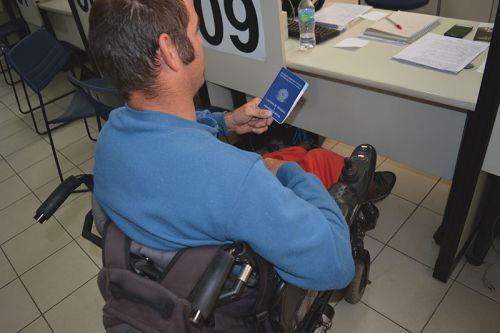 Agência do Trabalhador oferece 37 vagas. Cinco para pessoas com deficiência