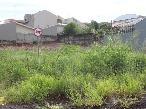 Prefeitura fiscaliza roçadas, calçadas e limpezas e terrenos
