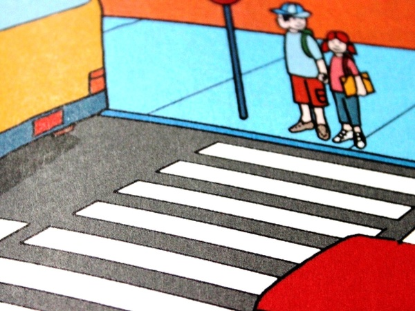 Prática educativa de trânsito nas escolas municipais