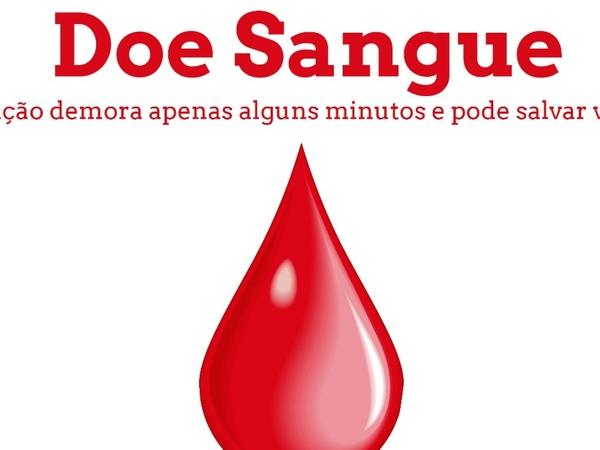 Doe de sangue para o Hospital do Câncer de Maringá