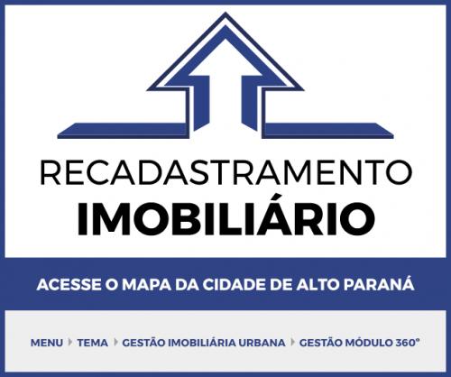 Recadastramento Imobiliário
